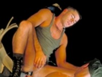 Beau Saxon Jordan West Call To Arms at Club Inferno Dungeon