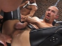 Aaron Tanner Jeff Allen Matthew Green Michael Soldier 2 at Club Inferno Dungeon