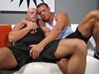 Coby Mitchell and Tyler Saint at Hot House