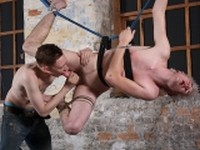 Strung Up and Teased at Boynapped