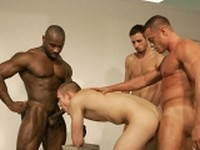 Interracial Orgy Gangbang Fucking Sucking Fucking Xtra Inches Xtra Inches