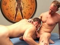 Trent Locke and JR Matthews at Hot House