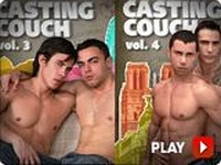 Casting Couch Vol 3 and 4 at Kristen Bjorn