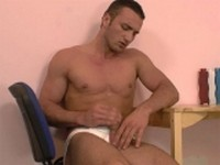 Adriano Cassano at Strong Men