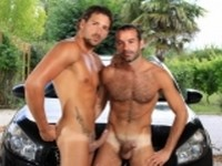 Carwash UK Naked Men