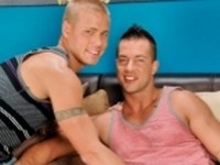 On The Set Rod Daily and Brody Wilder at Rod Daily