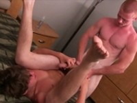 Spencer and Kodi 3 Broke Straight Boys