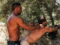 Heat Stroke Men At Play