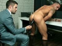 The Subservient Men At Play
