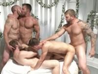 Sex Traveler 3 Jizz Orgy