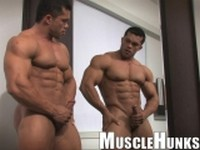 More Angel Cordoba at Muscle Hunks