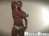 Laurent LeGros at Muscle Hunks