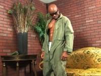 Sylvester Randolph at Muscle Hunks