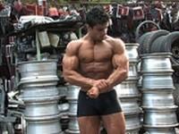 Tony Searle at Muscle Hunks