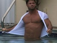 More Kurt Beckmann at Muscle Hunks
