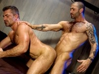 Junior Stellano and Bruno Bond Raging Stallion