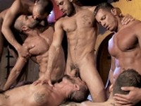 Tales of the Arabian Nights sc4 Raging Stallion