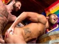 Shawn and Aleks Raging Stallion