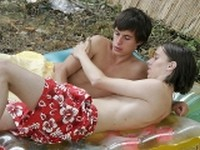 Backyard Twink Fun Twinks
