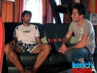 Interview with a Surfer French Dudes