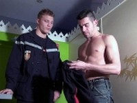 Recruitment for Firefighters French Dudes