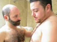 Troy and Machael Clip Bear Films
