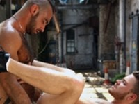 Tony and Fabio Ext UK Naked Men