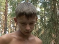Zealous Outdoor Blowjob for Twink Mike 18