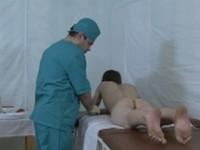 Healing Gay Boys Bunghole Crazy Doctors