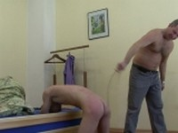 Delightful Punishment for Gay Stud Spanking Twinks