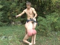Euphoric Beatings for Gay Boy Spanking Twinks
