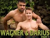Wagner and Darius Part 1 at Lucas Kazan