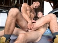 Open Road 2 Christian and Jimmy Raging Stallion