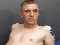 Handsome Twink Showing Off his Dick Sinful Gay Teens