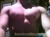 Pec Bounce American Muscle Hunks