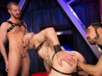 Big Bad Wolf Threesome Club Inferno Dungeon