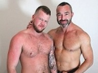 Andrew and Drew Rugged Top Muscle Bottom G MP4 Amateurs Do It