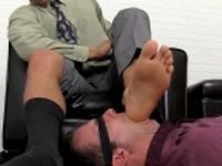 Tate Dominates Cameron My Friends Feet
