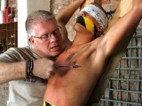 Slave Boy Made to Squirt 1 Boynapped