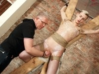 Big Dicked Bound Boy Reece 1 Boynapped