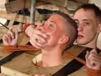 Ashton Drains a Cock 1 Boynapped