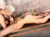 Riding a Hard Prisoner 2 Boynapped