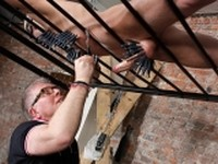 Draining a Slave Boys Cock Full Boynapped