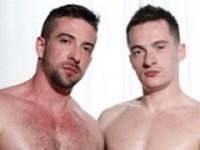 Daniel James and Scott Hunter Hard Brit Lads