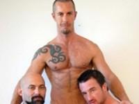 Hotter Threeway World of Men