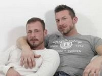 Tomas Brand and Logan Rogue Extended Alpha Males