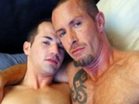 Rocco Banks and Marco Di Lucca Extended World of Men