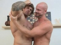 Zeb Atlas and Mitch Vaughn Cocksure Men