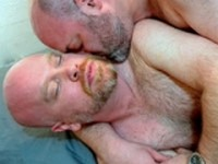 Steve Brody and Tristan Riant at Bear Films