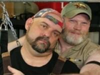 Bubba Boy and Shep Hunter at Bear Films